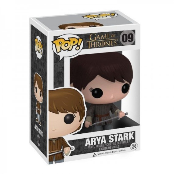 Figurine Pop! Game of Thrones Arya Stark