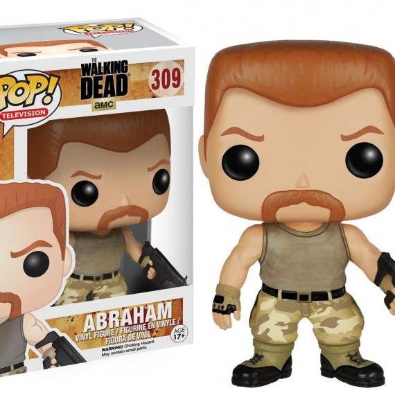 Figurine Pop Abraham The Walking Dead