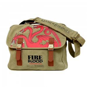 Sac Besace Game of Thrones Targaryen