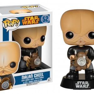 Figurine Pop Nalan Cheel Star Wars