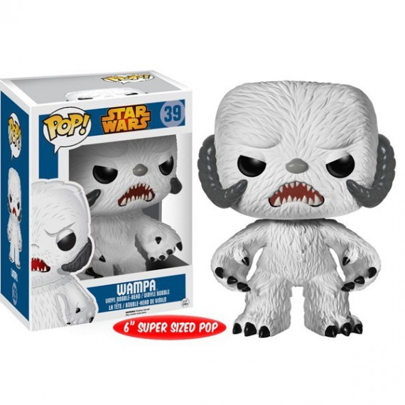 Figurine Pop Wampa Star Wars