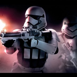 Cadre Star Wars Stormtroopers The Force Awakens