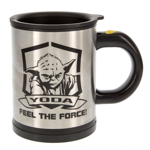 Mug Mélangeur automatique Star Wars Yoda