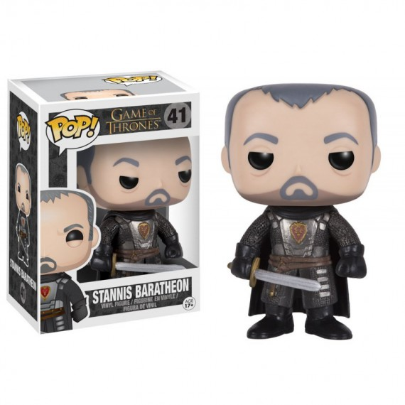 Figurine Pop Stannis Barathéon Game of Thrones
