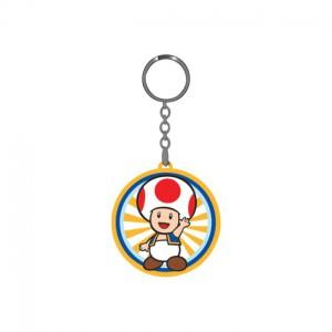 Porte-clés Nintendo Sunny Toad