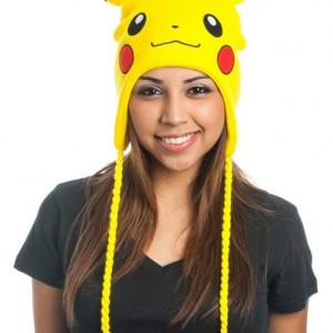 Bonnet Péruvien Pikachu Pokémon