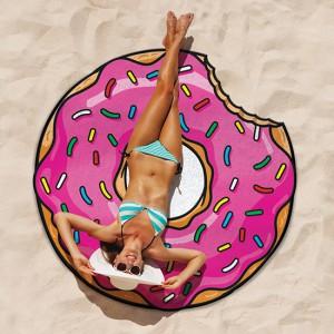 Serviette de plage Donuts