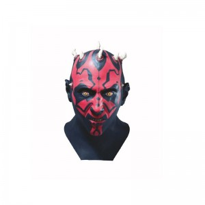 Masque Latex Dark Maul Star Wars