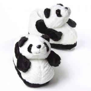 Chaussons animaux Panda