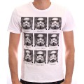 T-shirt Homme Trooper emotions - Star Wars