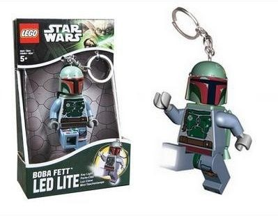 porte clefs torche lego boba fett star wars. Black Bedroom Furniture Sets. Home Design Ideas