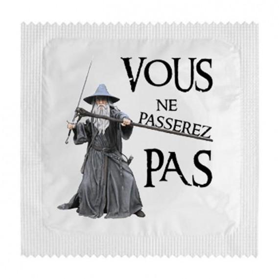 Préservatif Gandalf - Seigneur des Anneaux