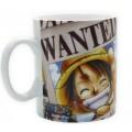 Mug Luffy Wanted - One Piece