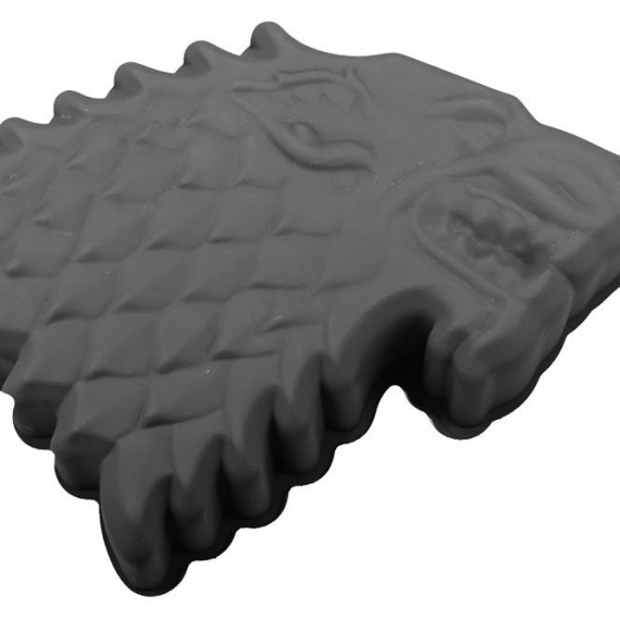 Moule Silicone Game of Thrones - Stark Logo