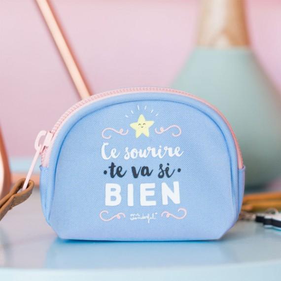 Porte-monnaie - Ce sourire te va si bien