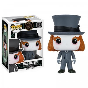 Figurine Alice in Wonderland Through the Looking Glass - Mad Hatter Pop 10cm