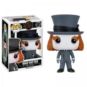 Figurine Alice in Wonderland Through the Looking Glass - Mad Hatter Pop 10cm