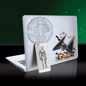 Stickers Star Wars Rogue One pour Notebooks et Smartphones