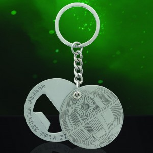 Porte Clés Décapsuleur Star Wars Rogue One Death Star