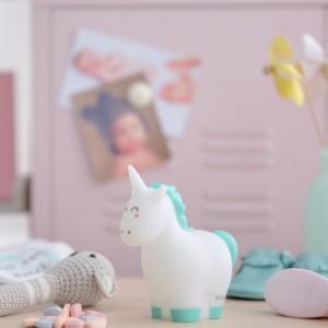 Veilleuse licorne magique pour des rêves tout doux