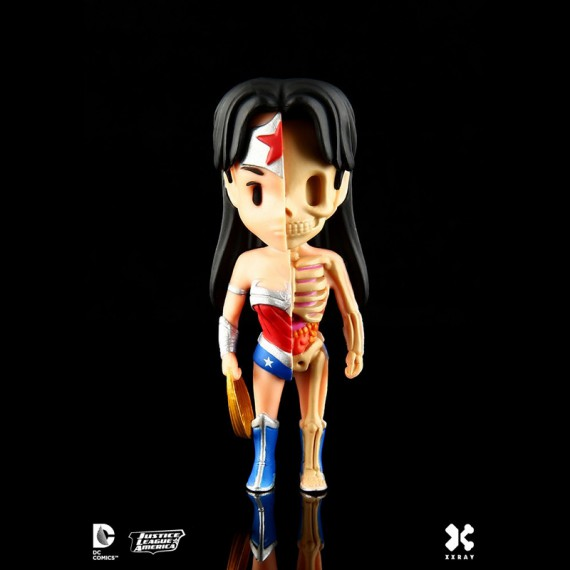 XXRAY Dc Comics Wonder Woman