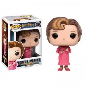 Figurine Harry Potter - Dolores Umbridge Pop 10cm