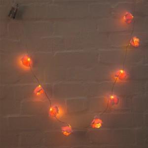 Guirlande LED de roses