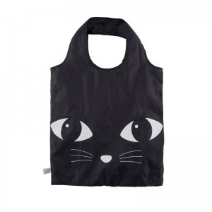 Tote bag chat noir