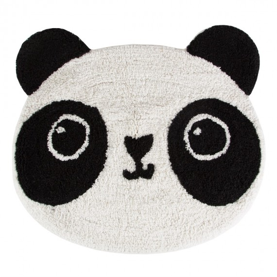 Tapis de bain Panda Kawaii