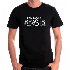 Tshirt homme Fantastic Beasts - Logo