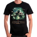 Tshirt homme Star Wars - Rogue one Group Attack