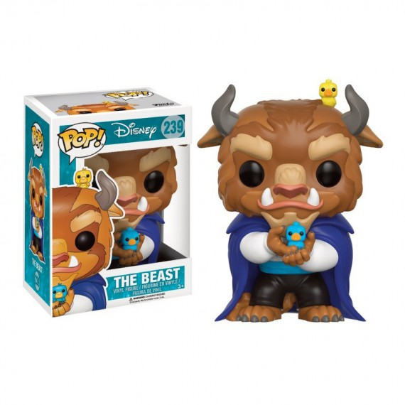 Figurine Pop - La Belle et la Bête - Winter Beast