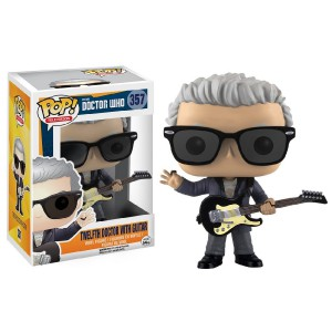 Figurine Pop - Doctor Who - 12th Doctor With Guitar