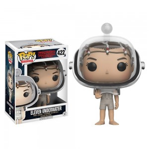 Figurine POP Stranger Things Eleven Underwater