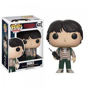Figurine POP Stranger Things Mike with Walkie