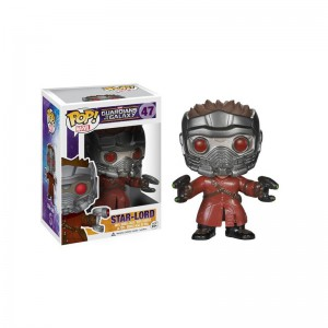 Figurine POP Les Gardiens de la Galaxie - Star Lord