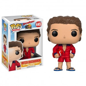 Figurine POP Alerte à Malibu - Mitch Buchannon