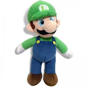 Peluche Luigi - Super Mario Bros