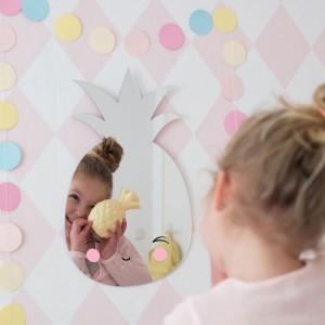 Miroir Ananas mignon