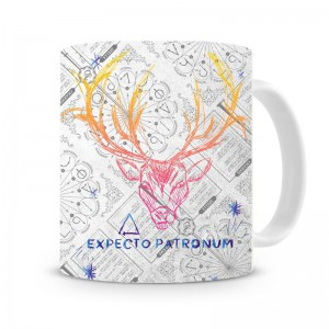 Mug Harry Potter Patronum