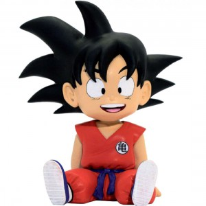 Tirelire Dragonball Son Goku 14 cm