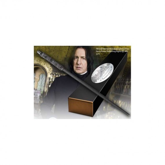 Figurine Harry Potter - Baguette Magique Professor Severus Snape