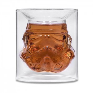Verre Star Wars casque de Stormtrooper