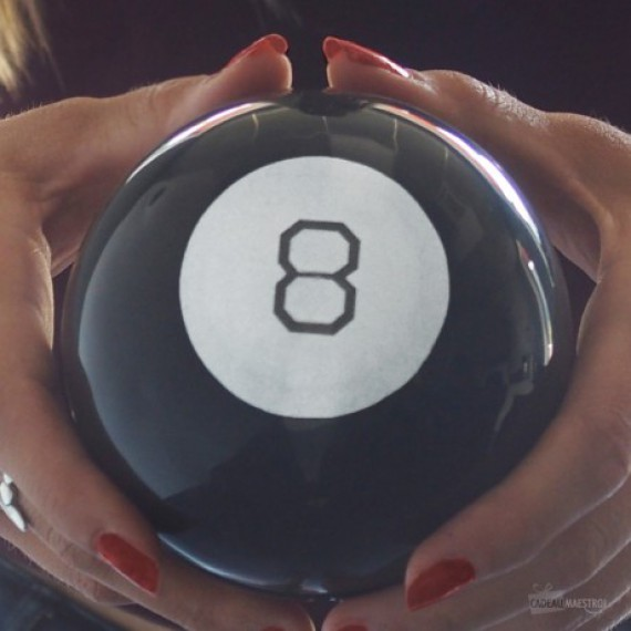 La fameuse magic 8 ball