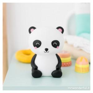Veilleuse panda pour des rêves tout doux
