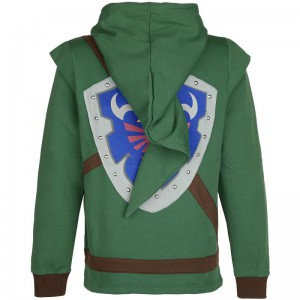 Sweat Cosplay Link The Legend of Zelda - Homme