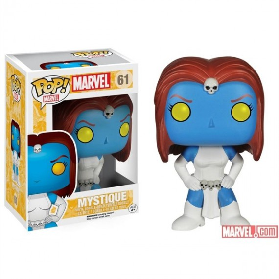 Figurine Pop! Marvel X-Men Mystique