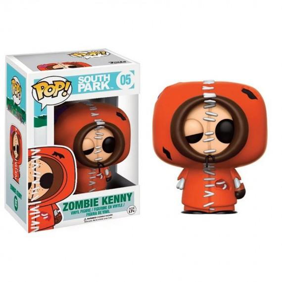 Figurine POP South Park Zombie Kenny (Exclusive)