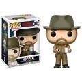 Figurine POP Stranger Things Hopper with Donut