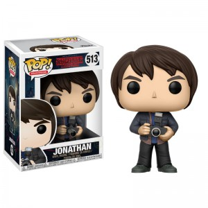Figurine POP Stranger Things Jonathan
